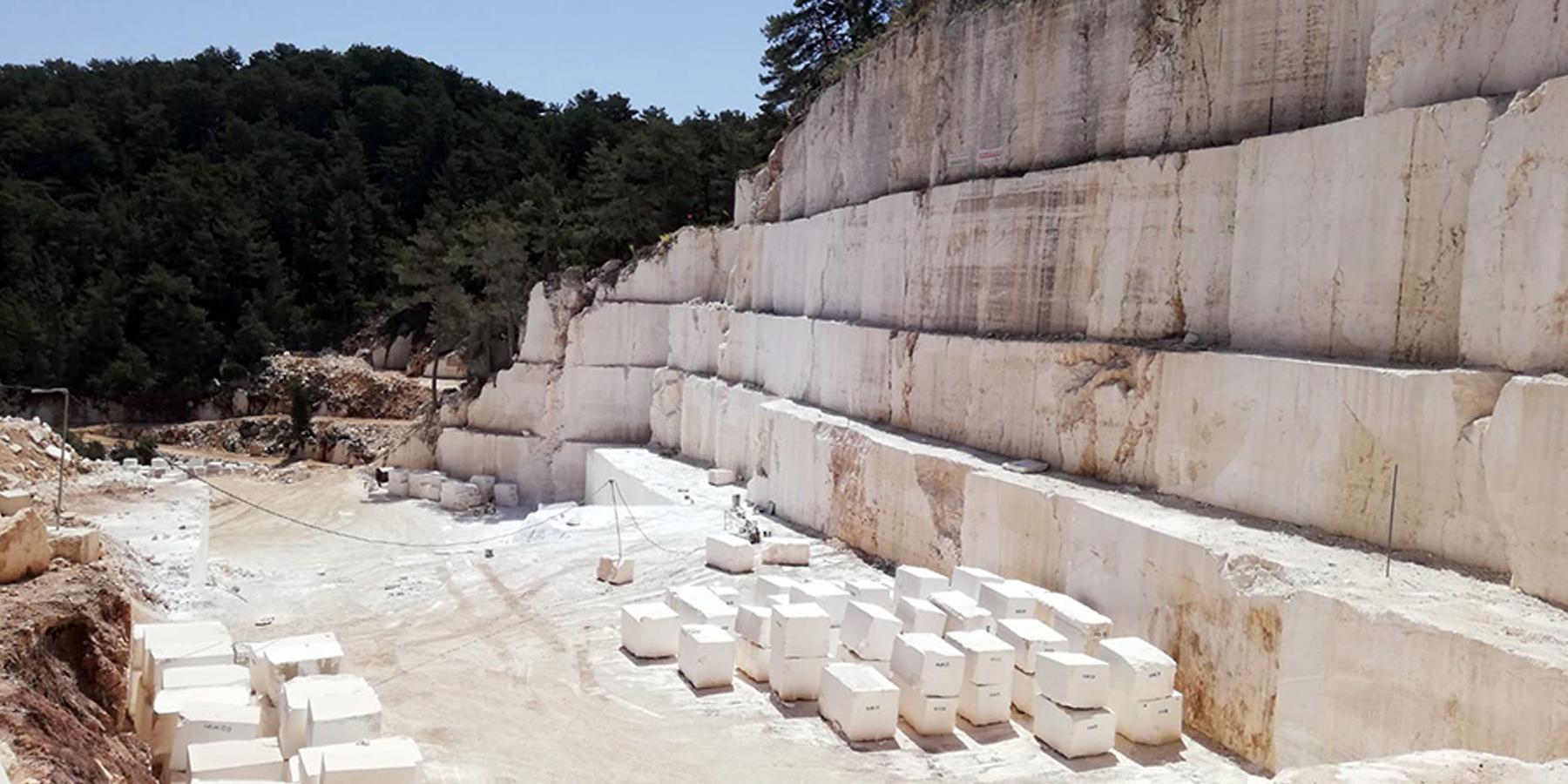 Limestone Quarry / Antalya
