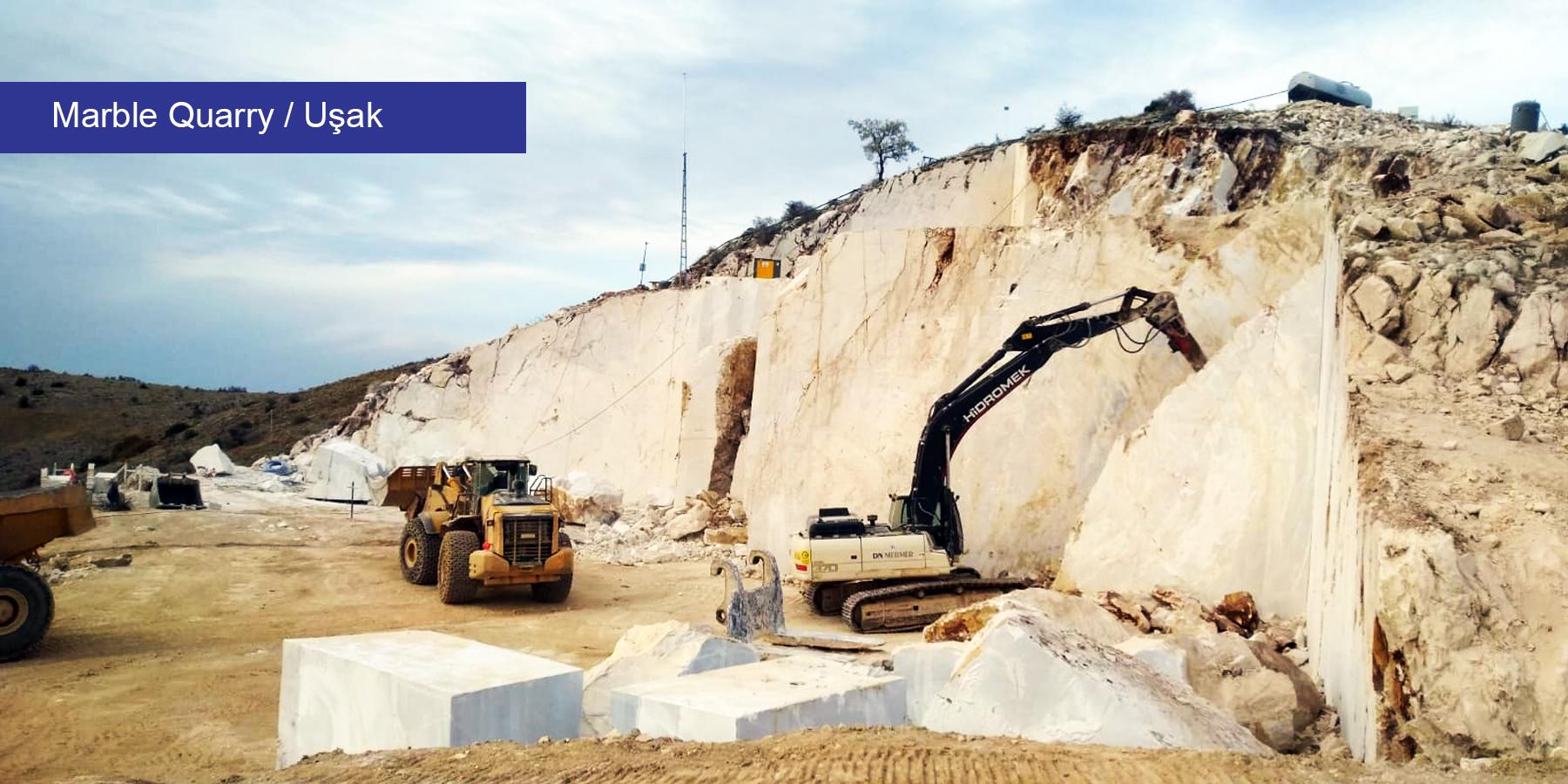 Marble Quarry / Uşak