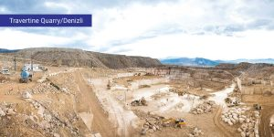Travertine Quarry / Denizli